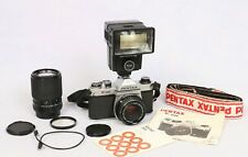 New ListingPentax K1000 35mm Slr Camera and Extras