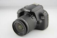 Canon EOS 1100D mit Canon Kit 18-55mm 1:3.5-5.6 III Top Zustand