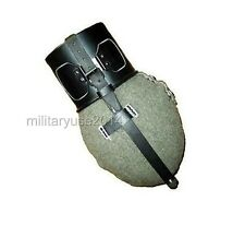 Military Bottle Kettle WWII German Canteen & Strap Set aluminium wool cover