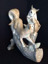 Grande Ceramica Porcellana Nao by Lladro Timbrata Numerata No Lenci