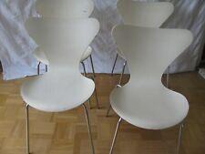4 x Fritz Hansen wohl 3107 Stühe  von 1970