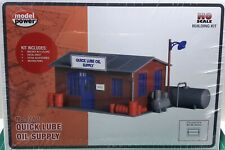 HO Scale Model Power 'Quick Lube Oil Supply' KIT #210