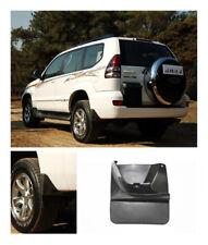 2*Both Rear Mud Flaps Splash Guard for Toyota Land Cruiser Prado FJ120 2003-2009