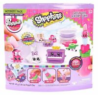 SHOPKINS - BALLET ACTIVITY PACK - Mould It, Pop It, Create It! AIR DRY CLAY NEW