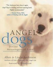 New, Angel Dogs: Divine Messengers of Love, Allen Anderson, Linda Anderson, Book