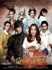 The Great Doctor Korean Drama Dvd with Good English Subtitle