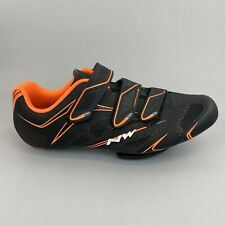 Northwave Sonic 3S Cycling Shoes With Shimano SPD-R Cleats SM-SH56 M Size UK11