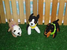 HOTEL DOGS - LOT OF THREE -