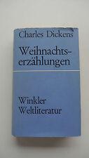 Charles Dickens - Weihnachtserzählungen - Winkler Weltliteratur