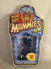 """Fright Sight Rath 1998 MUMMIES ALIVE kenner 6"""" poseable ACTION FIGURE MOC NEW"""
