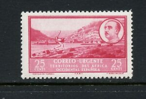 C198  Spanish West Africa  1951   SPECIAL DELIVERY  1v.       MNH