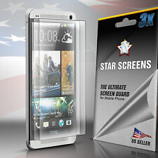 3X HD Clear LCD Screen Protector Cover Guard Film For HTC One M7