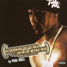 C-MURDER - The Truest $#!@ I Ever Said Chopped & Screwed Version CD PAUL WALL