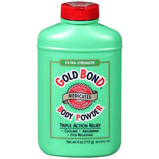 Gold Bond Body Powder Medicated Extra Strength 4 oz