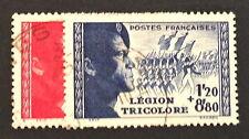 timbre france, n°565/6, Obl, TBC, cote 25e