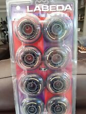 Labeda Lazer Fitness Inline Roller Skate Wheels 8 Pack