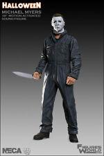 "Michael Myers - HALLOWEEN 18"" Talking Action Figure NECA - 1/4 Scale (45 cm)"
