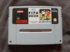 FIFA INTERNATIONAL SOCCER Super Nintendo SNES Game