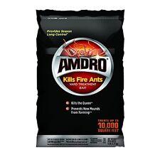 Amdro Yard Treatment Kills Fire Ants Fire Ant Bait Granules 5lb, New, Free Shipp