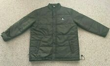 STATE PROPERTY ROCAWEAR AUTHENTIC MENS GREEN PUFFER COAT JACKET 2XL XXL FLAWS