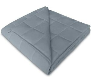 """15lb Cooling Weighted Blanket Queen Size 60x80"""""""