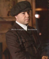 Boardwalk Empire STEPHEN GRAHAM 'Al Capone' Autograph Signed AFTAL & UACC DEALER