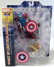 Marvel Select - What If? Captain America Special Collector Edition Action Figure