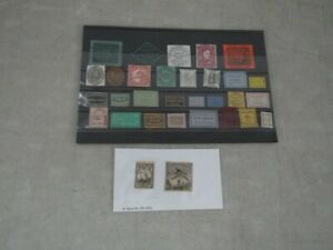 Nystamps S Mint old US Local Post stamp collection