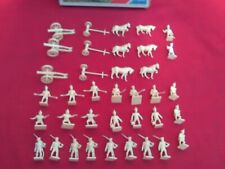 AIRFIX VINTAGE 1/72 HO/OO SCALE WATERLOO FRENCH ARTILLERY FULL SET EXCELLENT