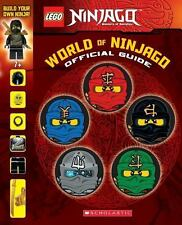 World of Ninjago (LEGO Ninjago: Official Guide #2), Scholastic, Good Book