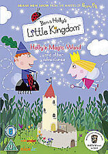 Ben And Holly's Little Kingdom: Holly's Magic Wand And Other Adventures NEW
