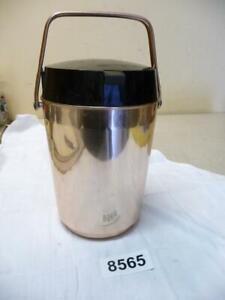 8565. gebr. ALFI Eiskübel Eisbehälter Thermobehälter Thermos
