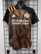 2020-21 adidas AUTHENTIC HOUSTON DYNAMO AWAY JERSEY (EH8639) SIZE MENS SMALL