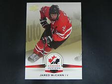 2014-15 UD Team Canada Juniors GOLD SP #118 Jared McCann