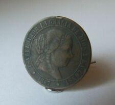 Pièces de monnaie du monde en bronze, de Espagne