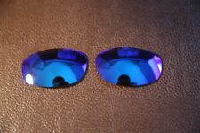 PolarLenz POLARIZED Ice Blue Replacement Lens for-Oakley Tightrope sunglasses