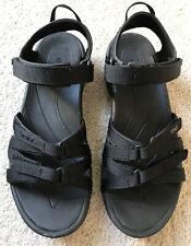 Teva Tirra Sandals Women's Size 10M Black