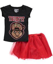 Girls Trukfit  Shirt & Skirt  2-Piece Outfit Set Size 6X