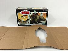 Brand New Star Wars Empire Strikes Back Canada DEWBACK box et inserts