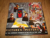 """TRASHCAN SOUL AND THE CRIPPLES OF RAGE """" PICTURES IN THE CORRIDOR """" VINYL LP EX"""