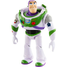 Disney Pixar Toy Story 4 True Talkers Buzz Lightyear Poseable Talking Figure
