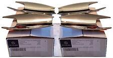 Mercedes OEM Chrome Door Handle Recess Covers 2019 2020 A-Class (177)