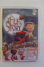 The Elf on the Shelf Presents An Elf's Story DVD ~ NEW Factory Sealed
