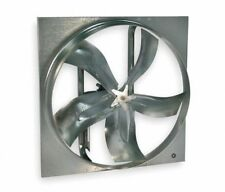Dayton 1aha6 54 Exhaust Fan Belt Drive Less Drive Package 60 X 60 New
