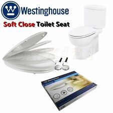 Westinghouse Soft Close Toilet Seat Heavy Duty Quick Release Easy Install