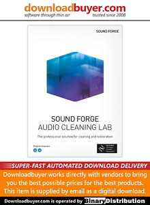 MAGIX Sound Forge Audio Cleaning Lab - [Download]