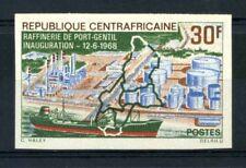 Repubblica Centrafricana 1968 Mi. 162 Nuovo ** 100% Non dentellati Port Gentil