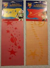 Toy Story Set of 2 Buzz & Woody Wall Stencils!