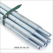 Steel Spring Drain Rods, Flexible, Heavy Duty Drain Pipe Cleaner in 10 RODS SET