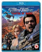 Starship Troopers: Traitor of Mars Blu-Ray (2018) Shinji Aramaki cert 15